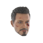 Headsculpt Robert Downey Jr