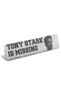 Journal Tony Stark Is Missing