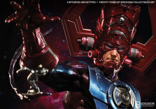 Artbook Capturing Archetypes : Twenty Years of Sideshow Collectibles Art