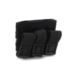 Handgun Triple Magazine Pouch (Black)
