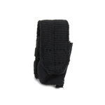 Assault Rifle Simple Magazine Pouch (Black)