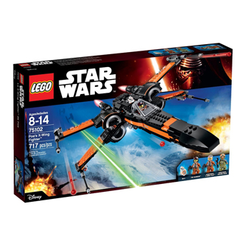 Star Wars : The Force Awakens - Poe's X-Wing Fighter