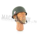 Diecast M38 Fallshirmjäger Helmet (Feldgrau)