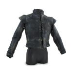 Leather Jacket (Black)