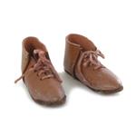 Chaussures de chevalier (Marron)