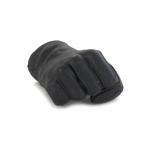 Main droite gantée Type A (Noir)