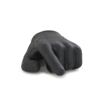 Gloved Left Hand Type B (Black)