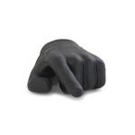 Main gauche gantée Type B (Noir)