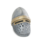Die Cast Hospitaller Helmet (Grey)