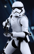 Star Wars : The Force Awakens - First Order Stormtrooper
