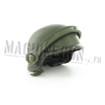 SWAT Kevlar Helmet OD w/ working face shield frame