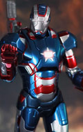 Iron Man 3 - Iron Patriot Die Cast
