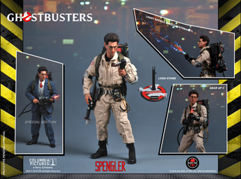 Ghostbusters - Egon Spengler (Deluxe Version)