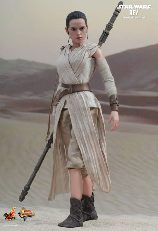 Star Wars  The Force Awakens , Rey