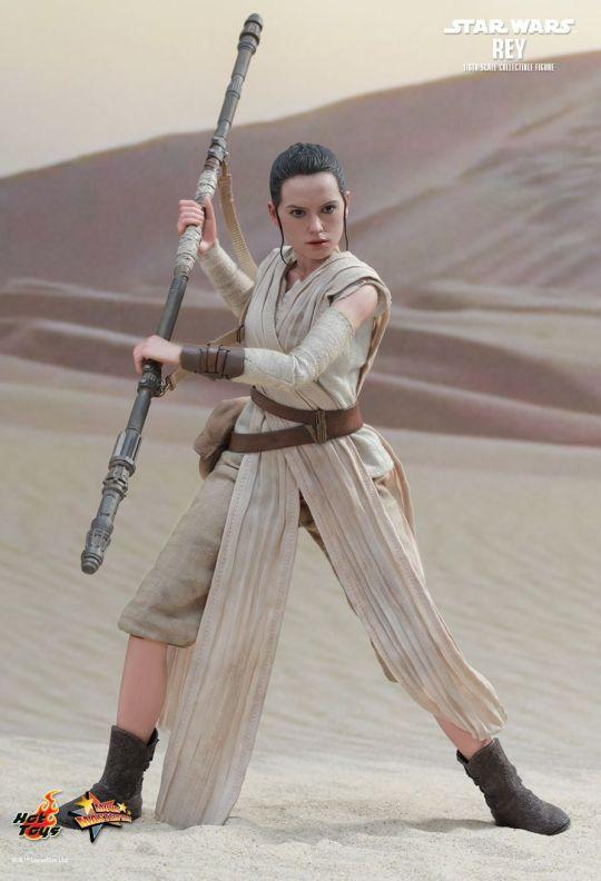 Star Wars  The Force Awakens , Rey