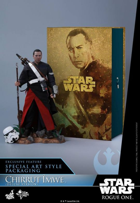 Rogue One : A Star Wars Story - Chirrut Imwe (Deluxe Version)