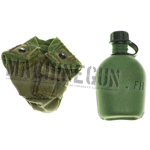 OD water bottle w/pouch