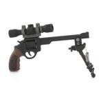 Revolver MR 73 canon 6 pouces