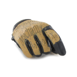 Mechanix Right Gloved Hand (Yellow)