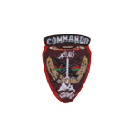 Patch Commando Afghan