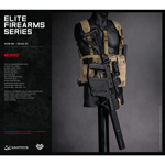 Elite Firearms Series 3 - Vector SMG Tactical Set (Noir)