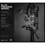 Elite Firearms Series 3 - Vector SMG Tactical Set (Olive Drab)