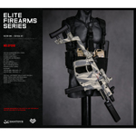 Elite Firearms Series 3 - Vector SMG Tactical Set (Alpine Gray)