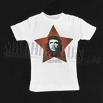 Che Guevara White Shirt