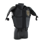 Bulletproof Judge Vest (Black)