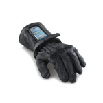 Left Gloved Flexible Hand (Black)
