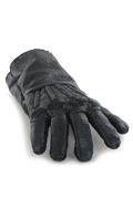 Right Gloved Flexible Hand (Black)