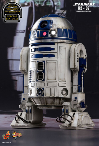 Star Wars The Force Awakens - R2-D2