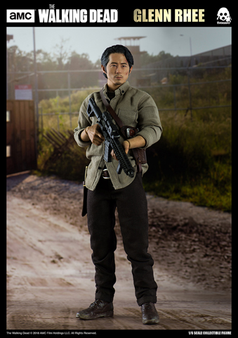 The Walking Dead - Glenn Rhee