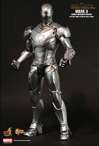 Iron Man 2 - Mark II (Armor Unleashed Version)