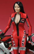 Racing Girl (Red)