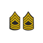 Insignes de First Sergeant US ARMY