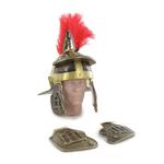 Die Cast Centurion Helmet (Gold)
