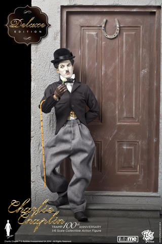 Charlie Chaplin Tramp 100th Anniversary (Deluxe Version)