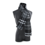 Wood Scarf (Black)