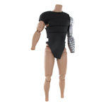 Winter Soldier Body with Padding