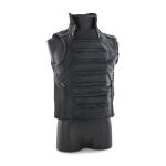 Leather Vest (Black)