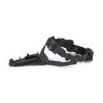 Tactical Belt with Leg Holster (Black)
