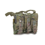 Assault Rifle Triple Magazine Pouch (Multicam)