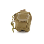 Coyote tan 0250f belt pouch