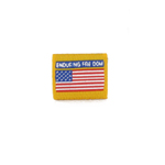 Enduring Freedom US Flag Patch