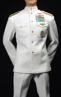 U.S. NAVY Captain Costume Suit Set