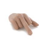 Main droite homme européen (Type B)
