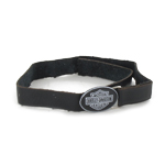 Belt with Harley Davidson buckle (Black)