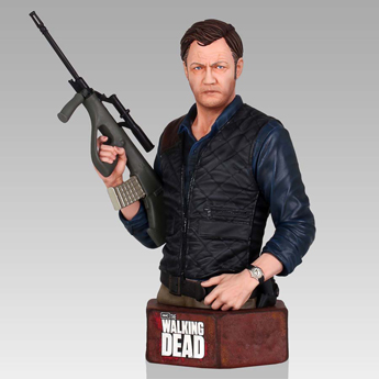 The Walking Dead - The Governor Mini Bust