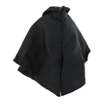 Hooded Mantle (Black)